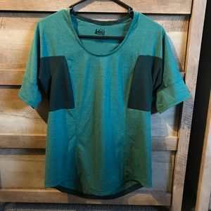 REI co-op DRI fit top